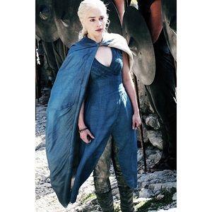 Daenerys costume